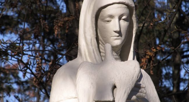 Feast day of our Holy Mother Scholastica